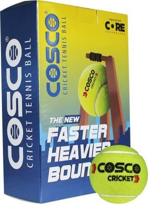 cosco tennis ball yellow